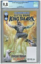 Suicide Squad Special Edition FCBD 1 CGC 9.8 Free Comic Book Day 2021 King Shark