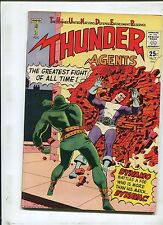 THUNDER AGENTS #2 (8.0) WALLY WOOD CLASSIC!