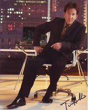 TIMOTHY HUTTON Signed LEVERAGE NATHAN FORD Photo w/ Hologram COA