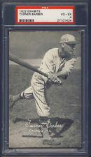 1922 Exhibits Turner Barber PSA 4 Chicago Cubs