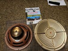 """New Listing Ge A1-401 12"""" Coax Speakers Ex pair a1 401"""