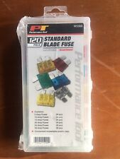 Automotive Car Fuse Pack Performance Tool 120 Piece Standard Blade Fuses