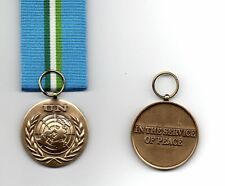 UNITED NATIONS MEDAL FOR  NEW GUINEA ( UNTEA )