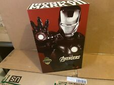 Hot Toys Iron Man Mark Vii Mms 185 Used Complete With Shipper Avengers Exclusive