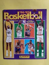 Basketball sticker album 1994 - 1995 - NBA - Panini - COMPLETED