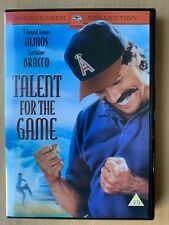 Talent for the Game DVD 1991 Baseball Scout Drama Movie with Edward James Olmos