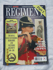 REGIMENT MAGAZINE: Gloucestershire,Berkshire,Wiltshire ,PART 1,1694-1881,No.27