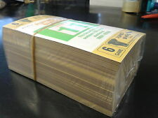 BINGO BOOKS TICKETS 750 Books 6 game 6 to view 125 strips of 6
