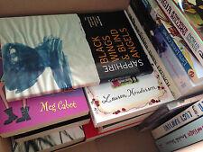 JOBLOT/WHOLESALE BOX NEW BOOKS JUST UNDER 10KG FICTION NON FICTION BOOKS Bundle
