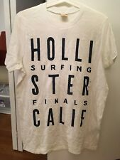 HOLLISTER CLASSIC MUSCLE T-SHIRT / NEW SEXY MENS LARGE