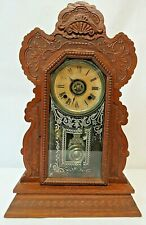 Vintage Working  Ansonia Kitchen Mantle Wind Chime Clock