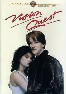 VISION QUEST / NEW DVD