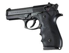 Hogue Grip For Beretta 92F, 92FS, 92SB. 96 & M-9 Wrap Around Finger Black 92000