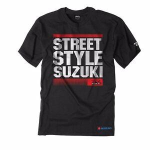 Factory Effex Street Style Suzuki GSXR GSX-R T Shirt Size M DRZ Hayabusa 1300