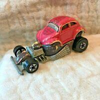 B Hot Wheels 1993 Volkswagen Bug Dragster 1/64 VHTF malaysia base hybrid hot rod
