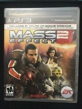 🔫Brand New!!! Mass Effect 2 (PS3, 2011) Factory Sealed!!!🔫