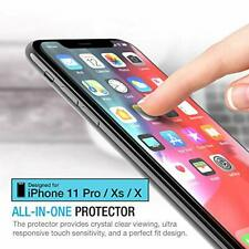 Maxboost Screen Protector for Apple iPhone Xs & iPhone X & iPhone 11 Pro