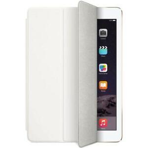 """Genuine Apple 9.7"""" Smart Cover for iPad Air 1, Air 2, 5th & 6th Gen iPad - White"""