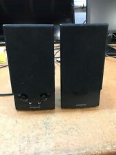 Creative Labs  SBS270 2 Piece Speaker with power cable