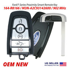 Ford F-Series Proximity NEW OEM Smart Remote Key 5 Buttons 164-R8166 M3N-A2C9314