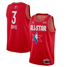 Los Angeles Lakers Anthony Davis Jordan 2020 NBA All-Star Game Swingman Jersey