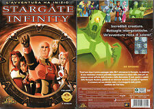 STARGATE INFINITY - VOLUME 1 - BOX 4 DVD (NUOVO SIGILLATO)