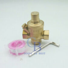 "2"" DN50 BSP Brass Adjustable Water Pressure Regulator Pressure Maintaining Valve"