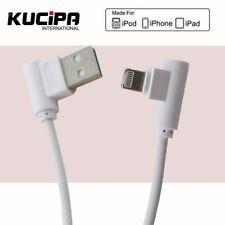 Original Cable Corto Cargador USB para iPhone 7 6S 8 Plus X XS XR se 5S Cable de datos