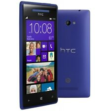 HTC Windows Phone 8X 16GB T-Mobile Blue Excellent Condition Smartphone