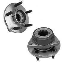 2 New Front Wheel Hub Bearing Assembly for Buick Chevy Pontiac without ABS
