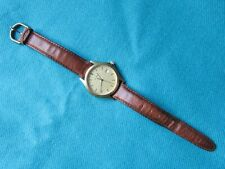 Bucherer Men's Wrist Watch - Water Resistant - 10 ATM - Running