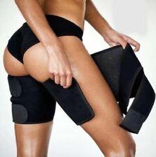Leg Shaper Sauna Sweat Thigh Trimmers Calories off Warmer Slender Slimming Legs