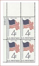 USA1153_PLB American flag quadrilateral with number