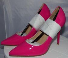 Pleaser Classique-20 Hot Pink Stilettos, Uk 2 ,Free P&P to Uk main