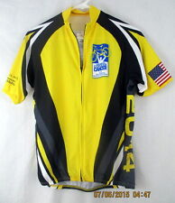 SUGOI CYCLING JERSEY RIDE TO CONQUER CANCER VICTORY Q102 PHILLY WDAS FOX 29 PENN