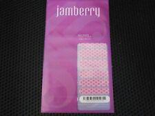 Nip Jamberry Full Sheet Nail Wraps Jamberry Logo Wrap