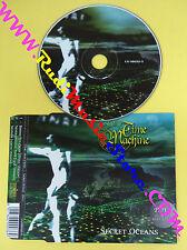CD Singolo Time Machine Secret Oceans Part 1 LU 98032-3 ITALY 1998 no lp mc(S11)
