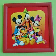 Quadretti Disney in legno