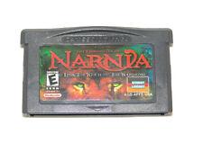 Nintendo Game Boy Advance jeu-Narnia the lion the witch Wardrobe Seulement Module