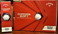 2020 Callaway Chrome Soft Golf Balls 1 Sleeve