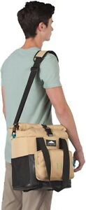 JanSport Chill Break Insulated Cooler Bag Field Tan Ripstop 915 Cubic Inches