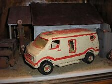 1/24 1/25 Vintage Custom TOY PP 1960's 1970's Dodge Ram Van for Junkyard diorama