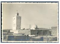 Tunisie, Gafsa (قفصة)  Vintage silver print Tirage argentique  8x11  Circa