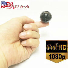 1080P Full HD Smallest micro spy Night vision hidden DVR camera video recorder