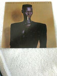 GRÂCE JONES LP, NIGHT CLUBBING, 1982