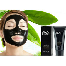 Blackhead Remover Bamboo Charcoal Face Mask Deep Cleansing Black Mud Cream Peel