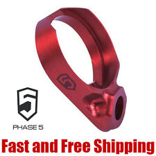 Phase 5 Tactical Sloped Quick Disconnect QD Sling End Plate SQD-EP 223 - Red