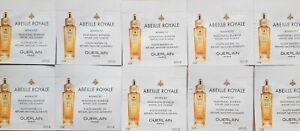 GUERLAIN Abeille Royale Advanced Youth Watery Oil 10 Proben X 0,5 ml