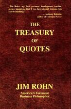 The Treasury of Quotes by Rohn, Jim