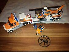 LEGO City Transporter mit Hubschrauber (7686) 10